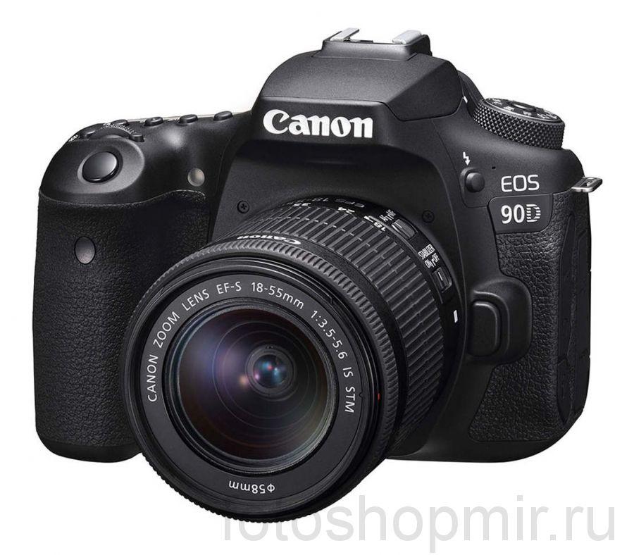 Canon EOS 90D Kit 18-55 IS STM
