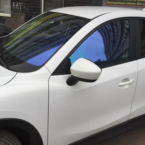 Тонировка атермальной пленкой передней полусферы стекол авто