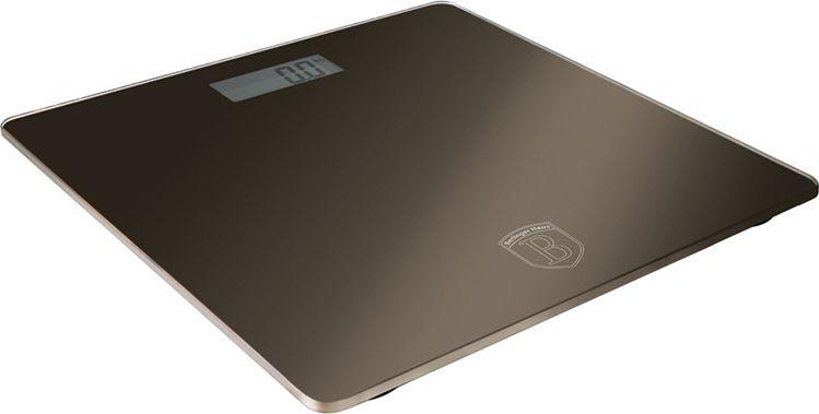 BerlingerHaus Сarbon Весы напольные 150 кг BH-9007