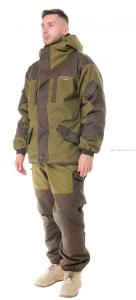 Костюм Huntsman Ангара цвет: Хаки / ткань: Палатка