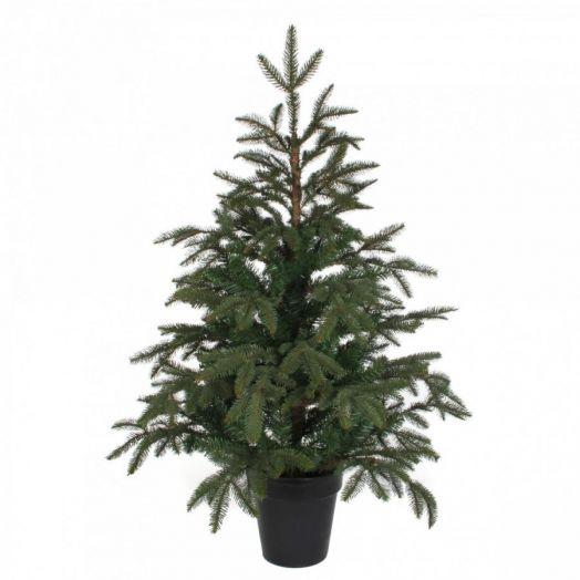 Искусственная елка Фантазия 100 см зеленая