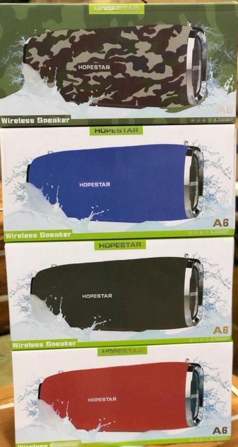 Беспроводная колонка Hopestar A-6