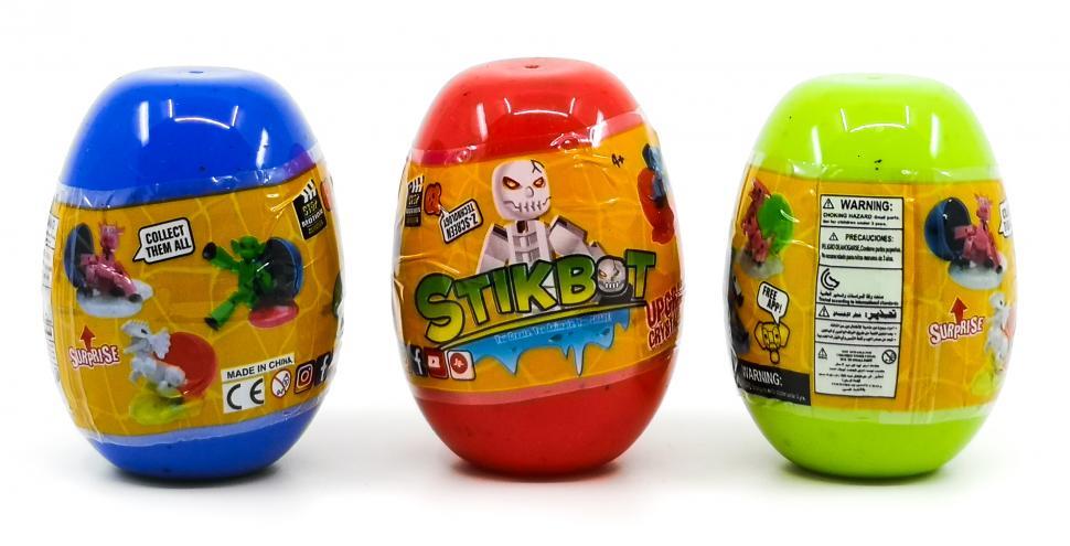 Stikbot яйцо-сюрприз