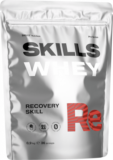 Skills Nutrition - Whey Protein