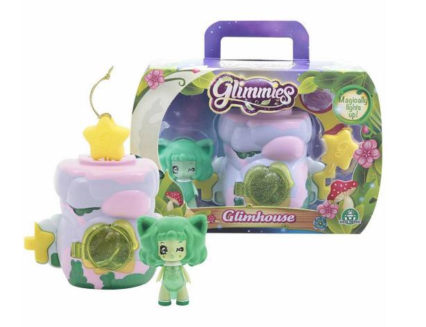 Игровой набор Glimmies Домик Глимхаус Volpessa