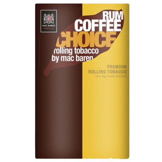 Mac Baren Rum Coffee Choice