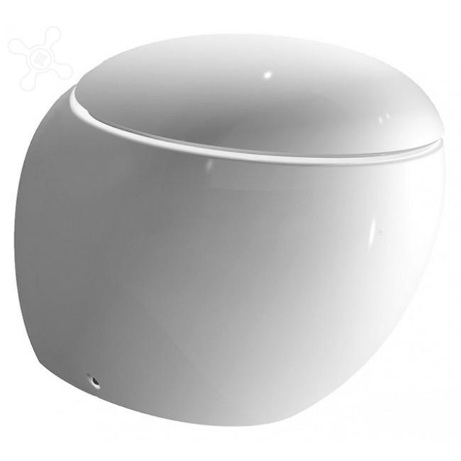 Чаша унитаза напольная LAUFEN Alessi One 8.2197.1.400.000.1