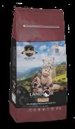LANDOR ADULT CAT STERILIZED RABBIT&RICE Сухой корм для стерилизованных и кошек с избыточным весом кролик с рисом, 0,4 кг