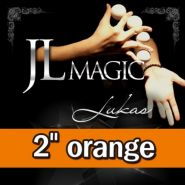 "Умножающиеся шары JL Lukas Balls 2"" by JL (оранжевые, 3 Balls and Shell)"
