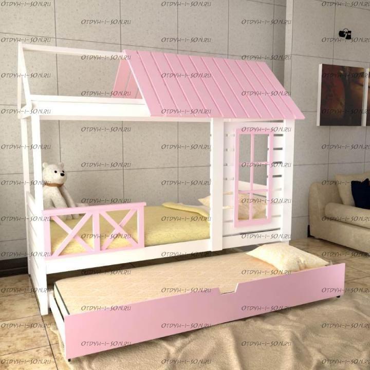 Кровать Домик Simple Lux №36А