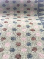 Зеленый плед шаль из шерсти Индия, Непал. Купить в интернет магазине, Москва