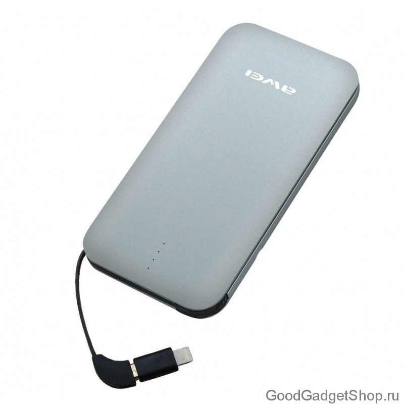 Awei Power Bank P20K 8000 мАч