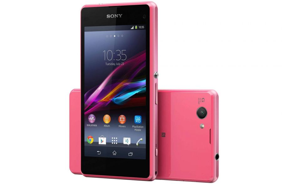 Смартфон Sony Xperia Z1 Compact (D5503) Pink