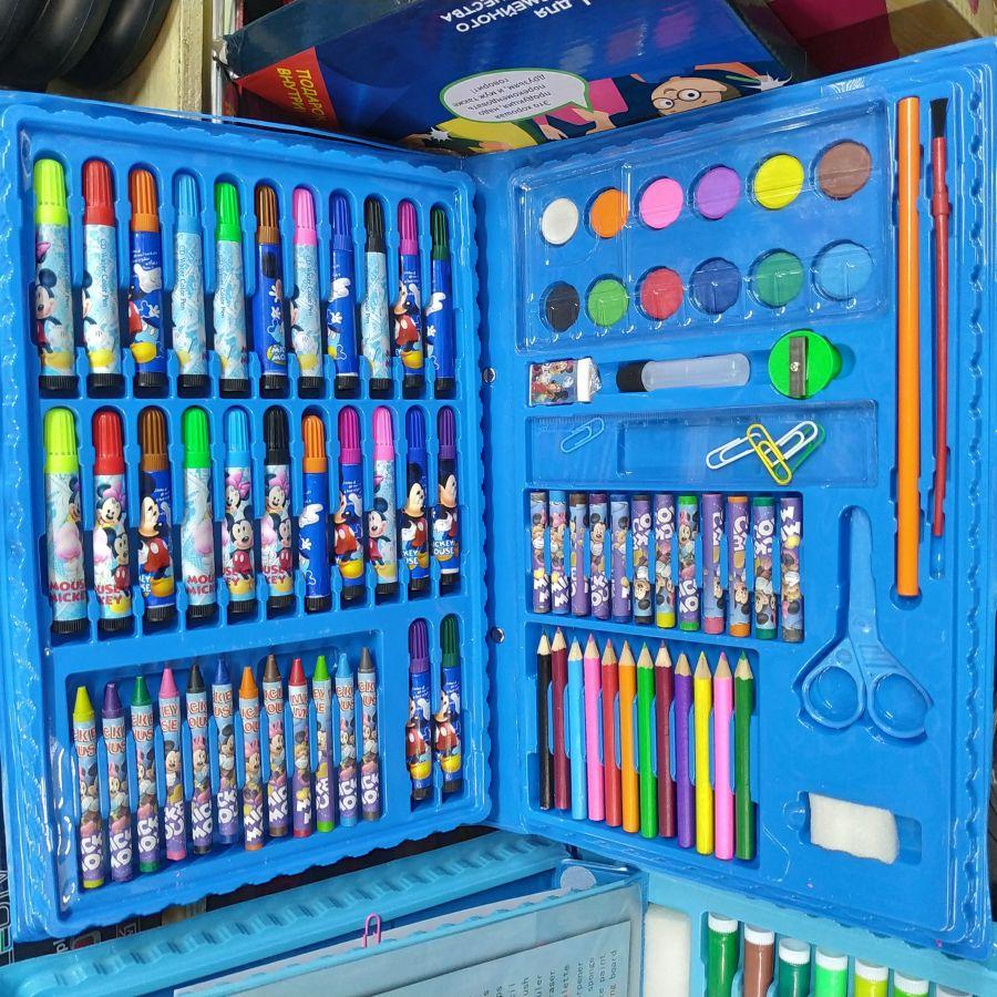 Набор художника для рисования 86 дет