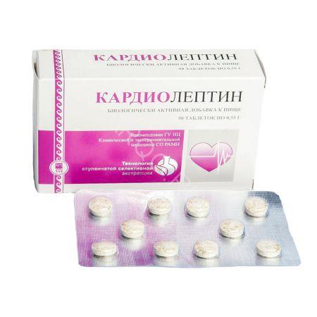 БАД Кардиолептин