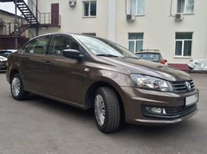 Volkswagen Polo 2018 г. Автомат