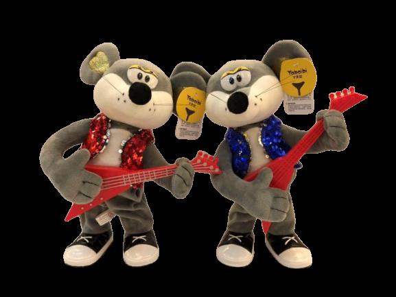Мышки музыкальные символ 2020 года