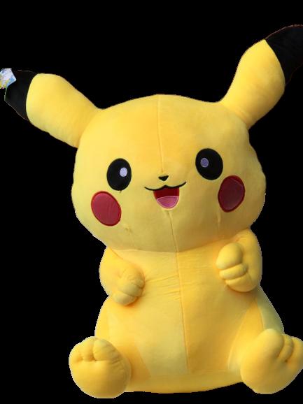 """Огромный покемон """"Пикачу"""" - мягкая игрушка 65 см"""