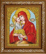 ИС-4006 Славяночка. Пресвятая Богородица Почаевская. А4 (набор 825 рублей)