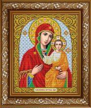 ИС-4014 Славяночка. Пресвятая Богородица Смоленская. А4 (набор 875 рублей)