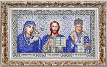 ИС-4060 Славяночка. Триптих в серебре. А4 (набор 800 рублей)