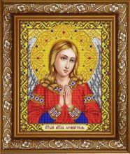 ИС-4031 Славяночка. Святой Ангел Хранитель в золоте. А4 (набор 800 рублей)