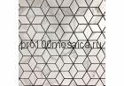 VIVA STATUARIO. Мозаика серия RUSTIC, размер, мм: 305*266*5 (ORRO Mosaic)