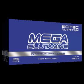 Mega glutamine (120caps) от Scitec Nutrition