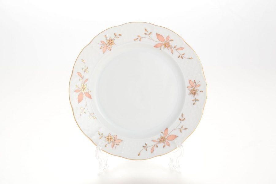 """Набор тарелок 17 см """"Луиза Мантия голубая"""", 6 шт."""