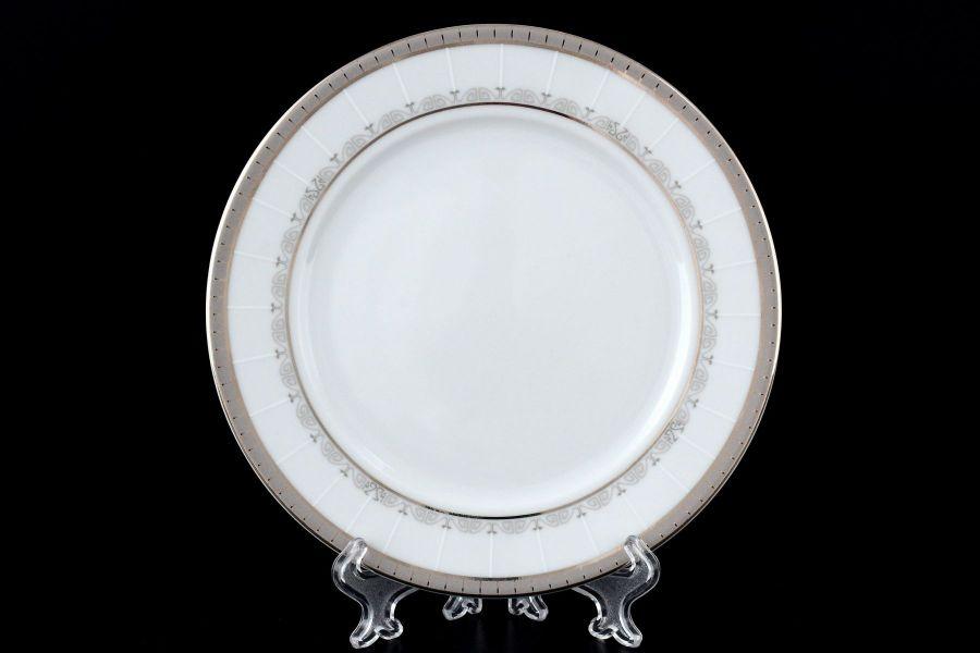 """Набор тарелок 17 см """"Опал Платиновая лента"""", 6 шт."""
