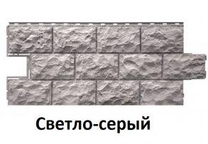 """Панель """"Доломит"""" (0,45м2) (1115*470мм) (Коричневый, Светло-серый, Дымчатый)"""
