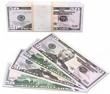 Деньги для выкупа, 50 долларов