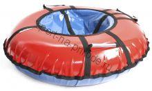 Тюбинг Hubster Ринг Pro красный-синий 90 см