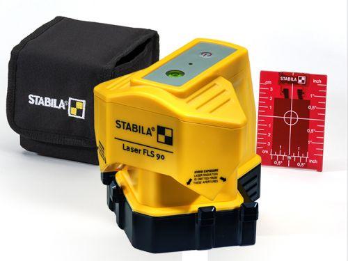 Линейный лазер для напольных покрытий FLS 90 STABILA 18574