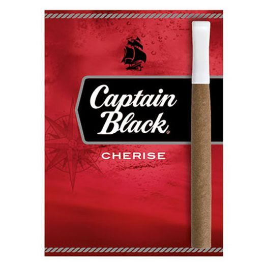 Сигариллы Captain Black tip(8) Cherrise