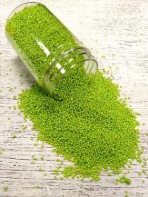 Жемчуг (перламутр) Зеленый 200 гр без аромата