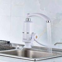 Проточный электрический водонагреватель INSTANT ELECTRIC HEATING WATER FAUCET (2)