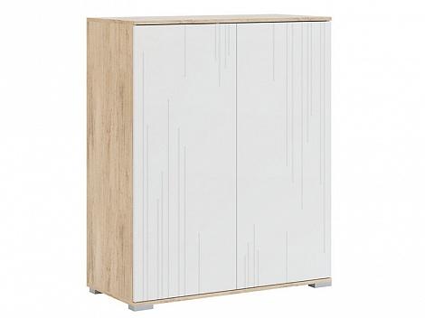 Лайн 4 Шкаф комбинированный