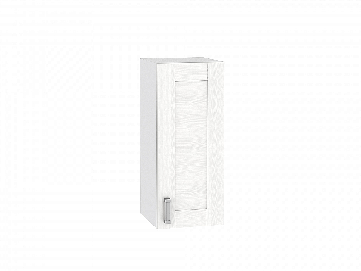 Шкаф верхний Лофт В300 (Snow Veralinga)