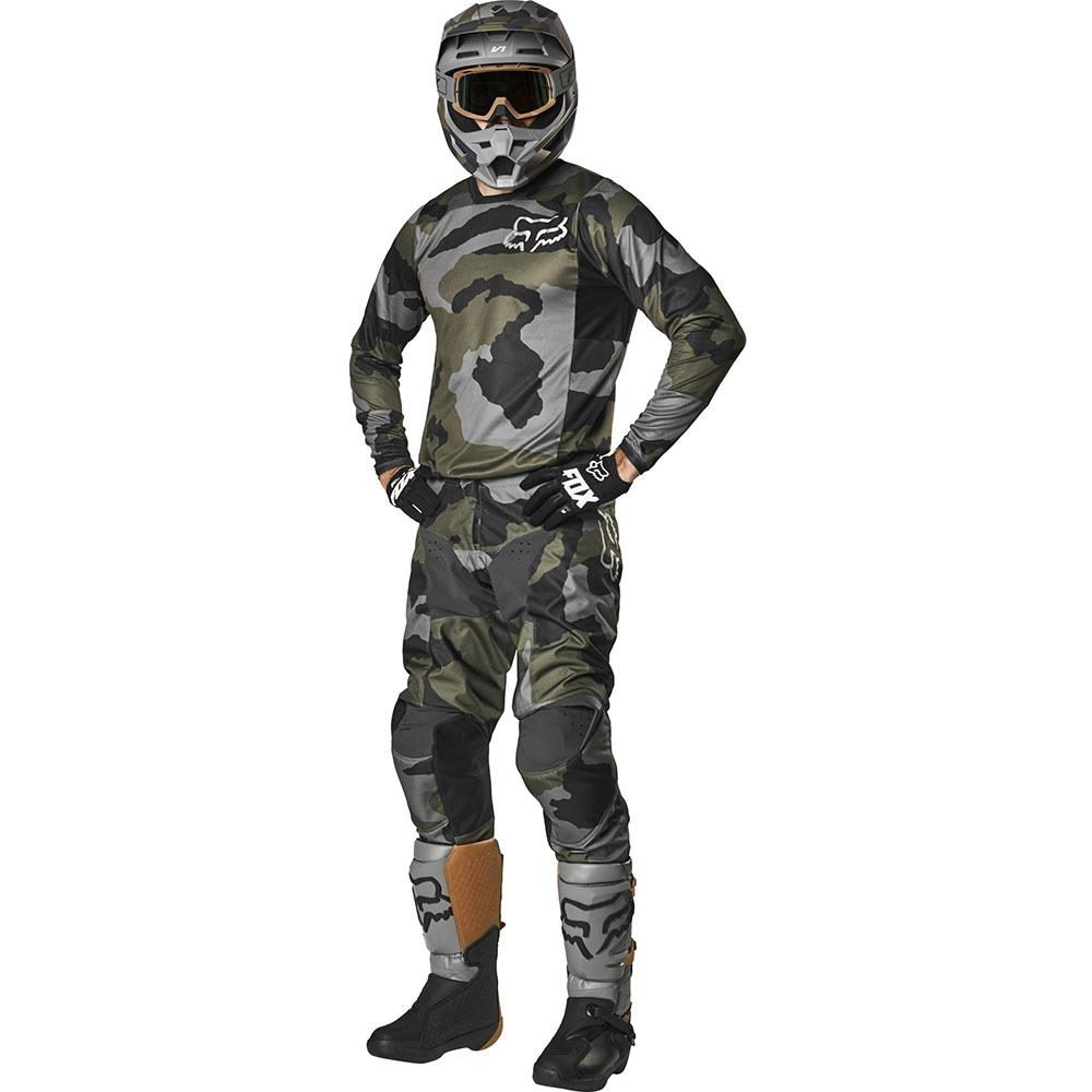 Fox - 2020 180 Przm SE Camo комплект джерси и штаны, камуфляж