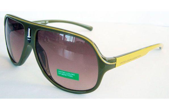 United Colors of Benetton Junior (Бенеттон джуниор) Солнцезащитные очки BB 503S R3