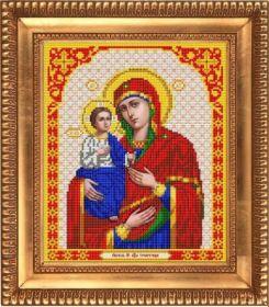 И-4033 Благовест. Пресвятая Богородица Троеручица. А4 (набор 875 рублей)