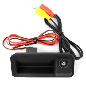 Камера заднего вида Ford Fiesta в ручку багажника