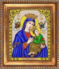 И-4037 Благовест. Пресвятая Богородица Неустанной Помощи (набор 850 рублей)