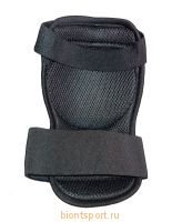 защита колена для сноуборда, объемная сетка с внутренней стороны