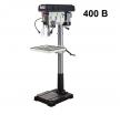 Напольный вертикально-сверлильный станок 0,85 кВт 400В (дерево/металл) Jet JDP-20FТ 10000460T