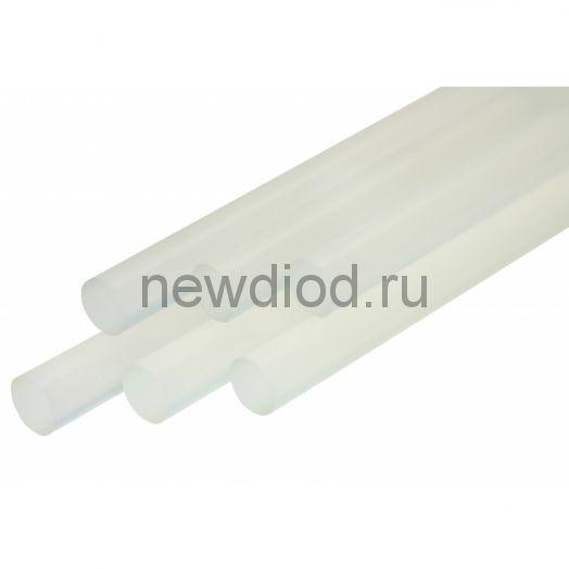 Клеевые стержни d=11,3 мм, L=270 мм, прозрачные (10 шт.) REXANT