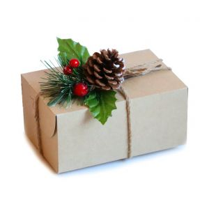 """Подарочный набор """"Новогодняя шишка"""""""