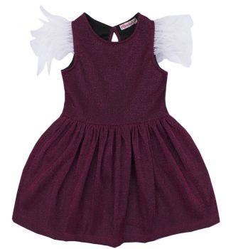 """Платье для девочки Bonito """"Festivity"""" фиолетовое"""