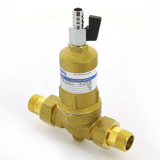"""Фильтр промывной BWT Protector mini 3/4"""" 100 мкм латунная колба"""